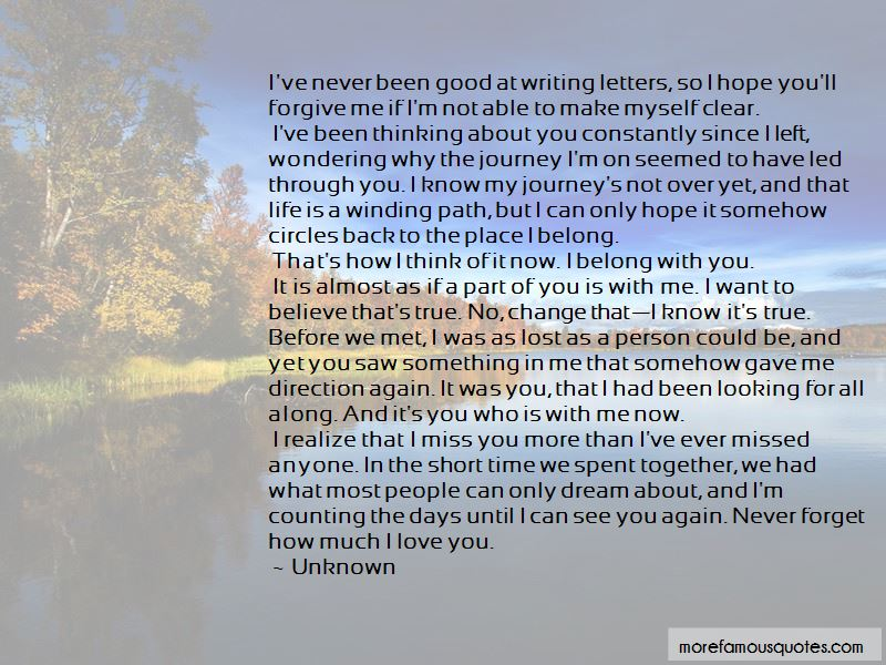 I Miss You Now More Than Ever Quotes Pictures 2