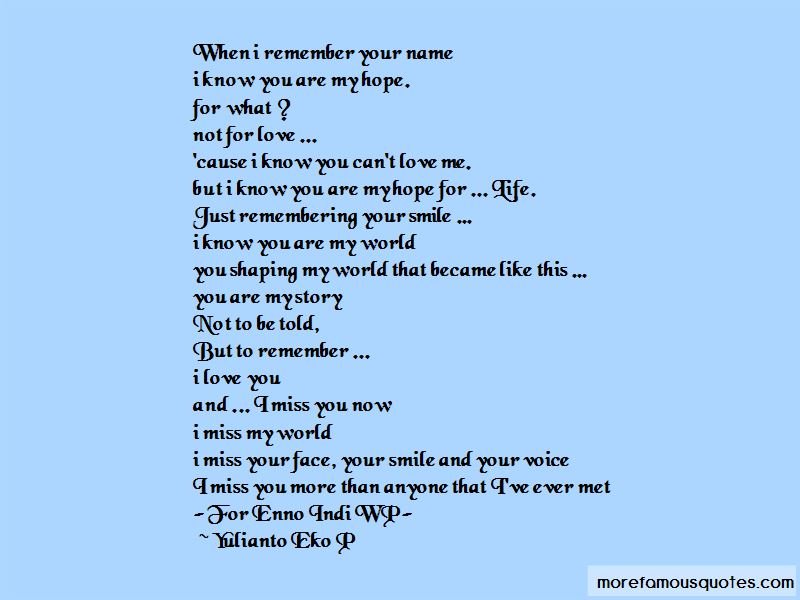 I Miss You Now More Than Ever Quotes Pictures 3