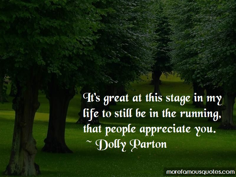 If Life Was A Stage Quotes