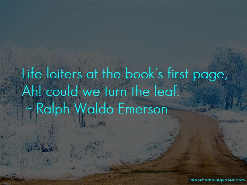 Just Turn The Page Quotes Pictures 4