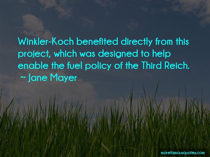 Koch Quotes