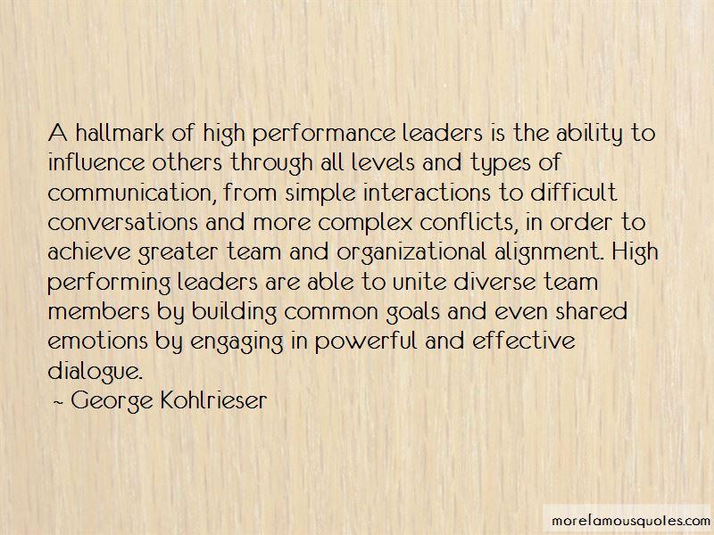 Leaders Unite Quotes