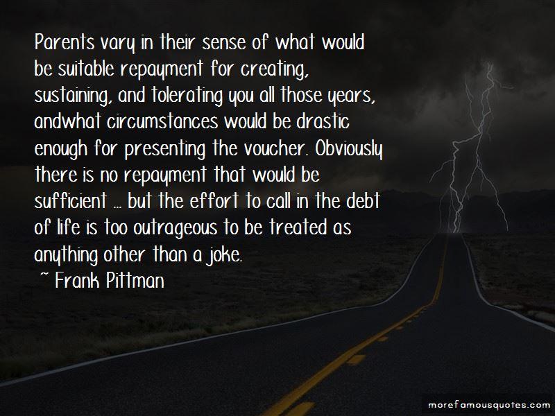Life Tolerating Quotes