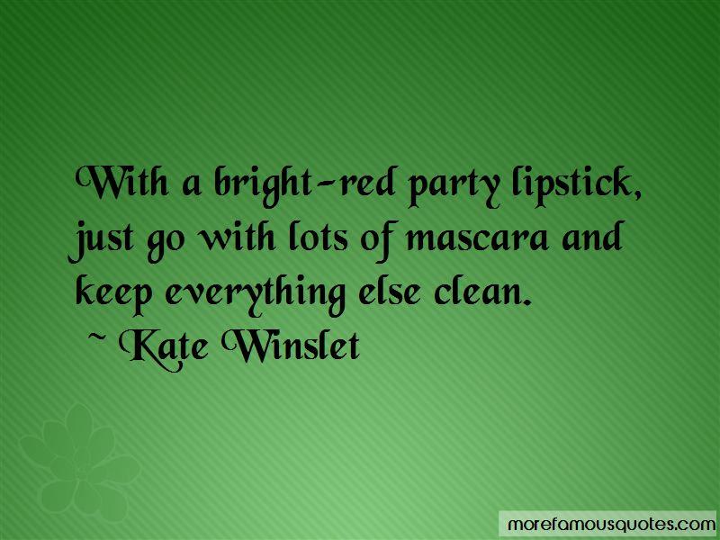 Mascara Quotes Amusing Lipstick Mascara Quotes Top 10 Quotes About Lipstick Mascara From
