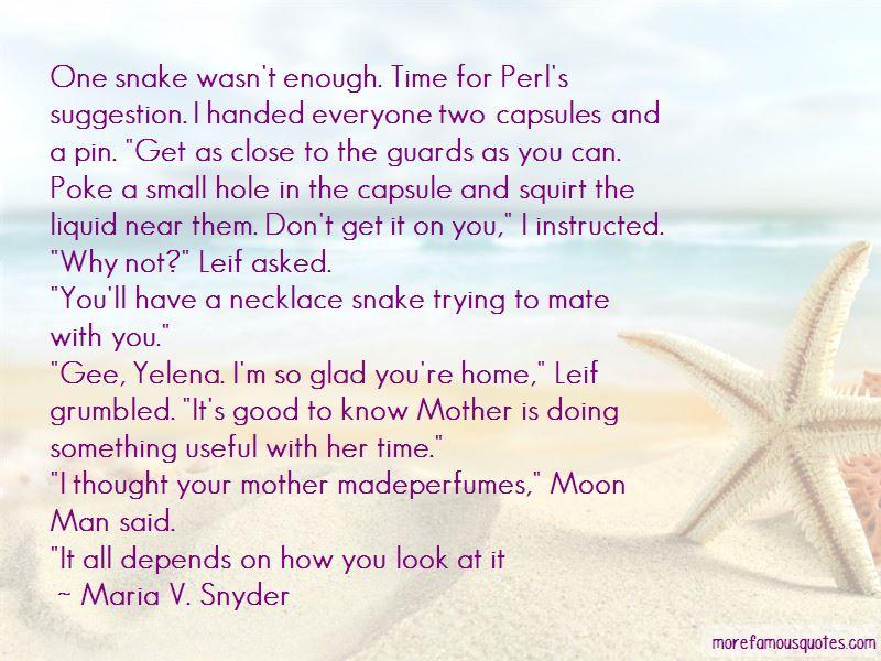 Liquid Snake Quotes