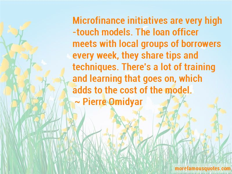 Loan Officer Quotes