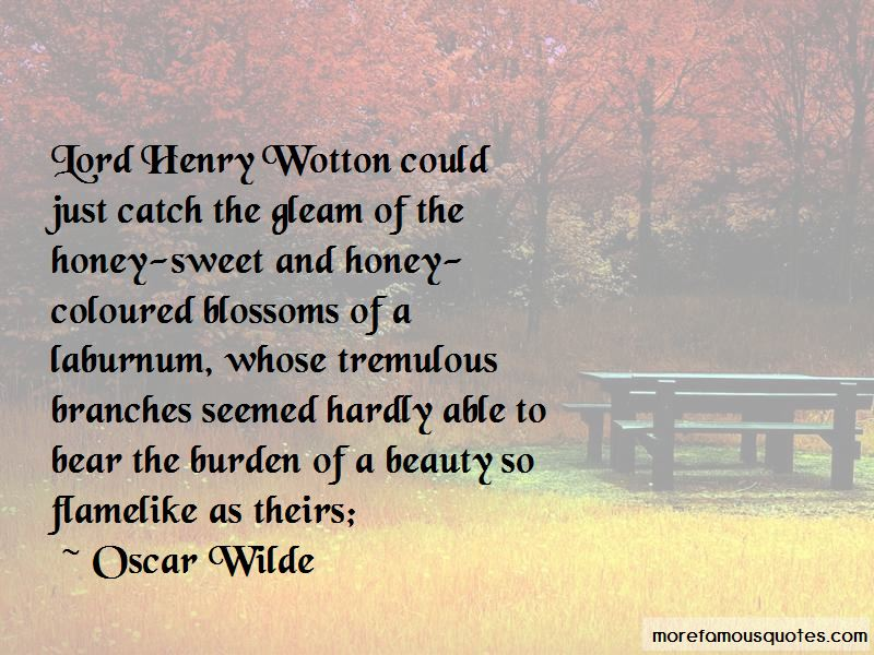 Lord Wotton Quotes