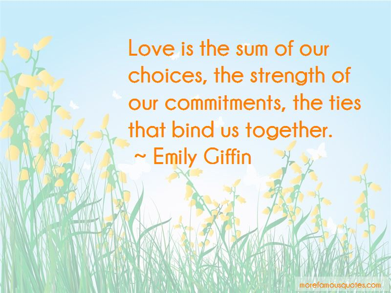 Love Commitments Quotes Pictures 2