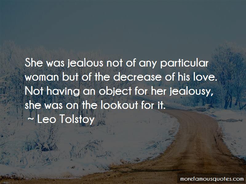 Love Decrease Quotes
