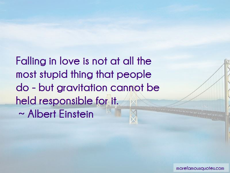 Love Is A Stupid Thing Quotes Pictures 4