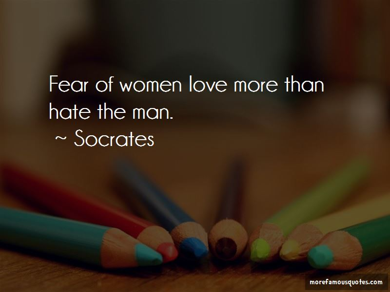 Love More Than Hate Quotes