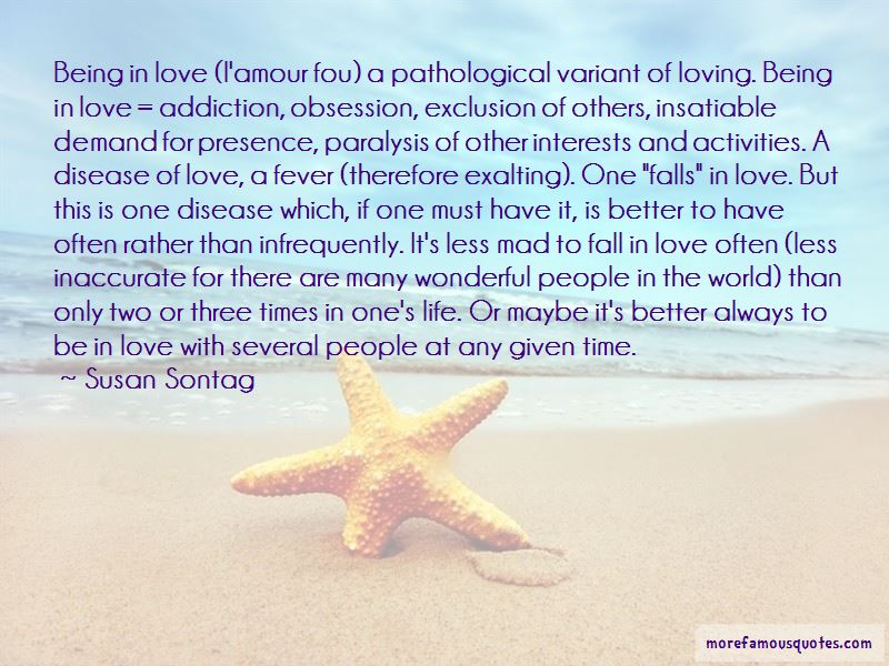 Love Paralysis Quotes