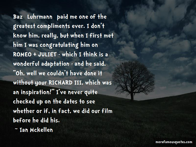 Luhrmann Quotes