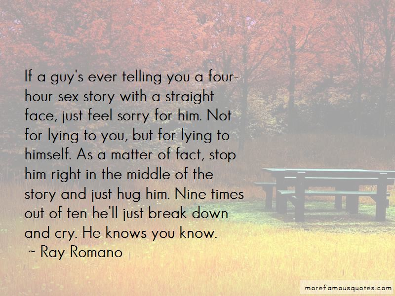 Lying Sorry Quotes Pictures 4