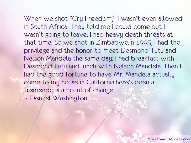 Mandela Freedom Day Quotes