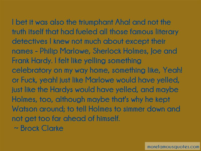 Marlowe Famous Quotes