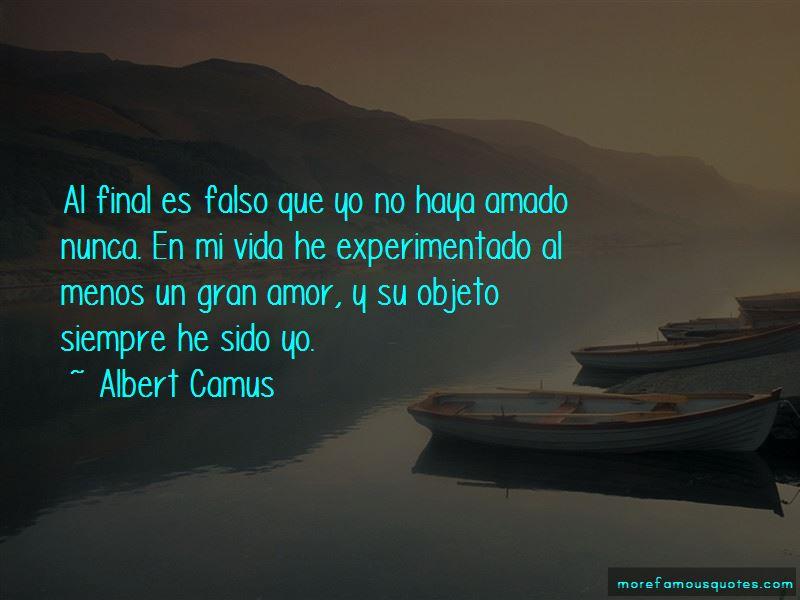 Mi Gran Amor Quotes