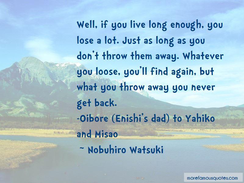 Misao Quotes