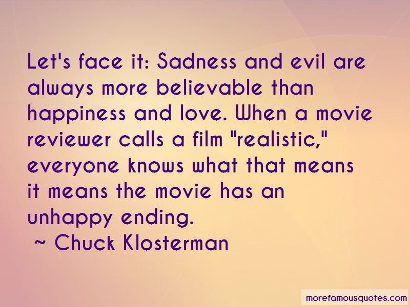 Movie Reviewer Quotes
