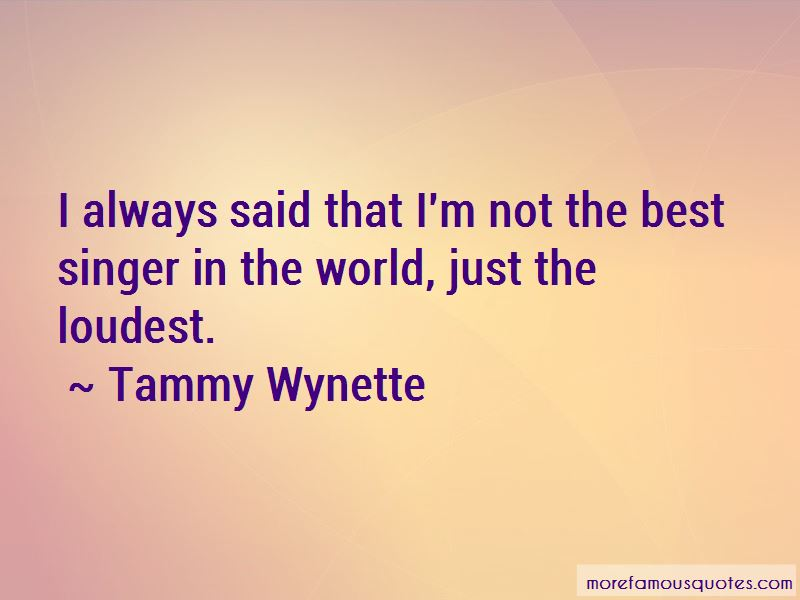 My Best Singer Quotes Pictures 3