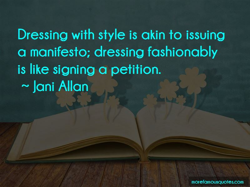 My Dressing Style Quotes Pictures 4