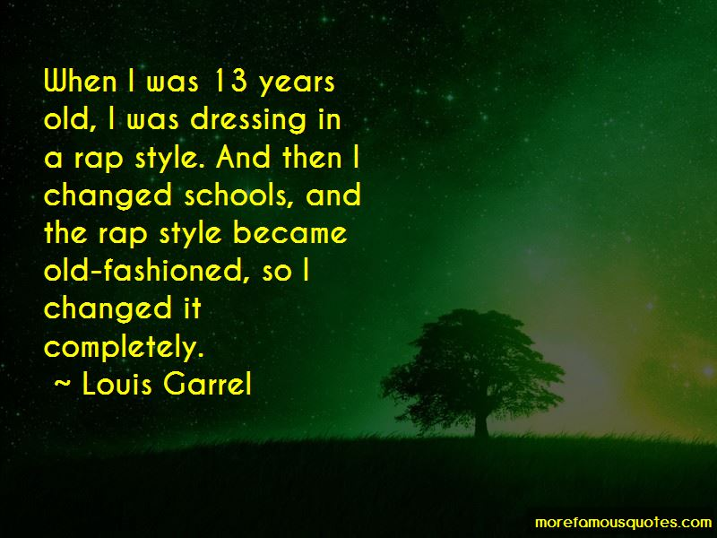 My Dressing Style Quotes