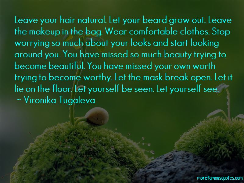 Natural Beauty Makeup Quotes: top 9 quotes about Natural ...