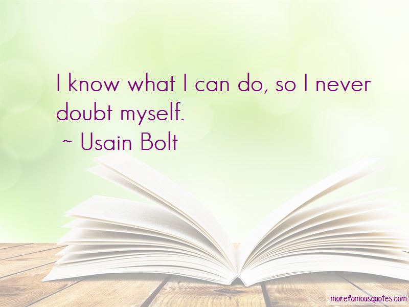 Never Doubt Quotes Pictures 4