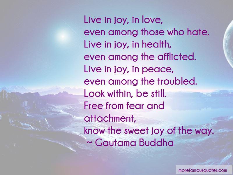 No Attachment Love Quotes Pictures 2