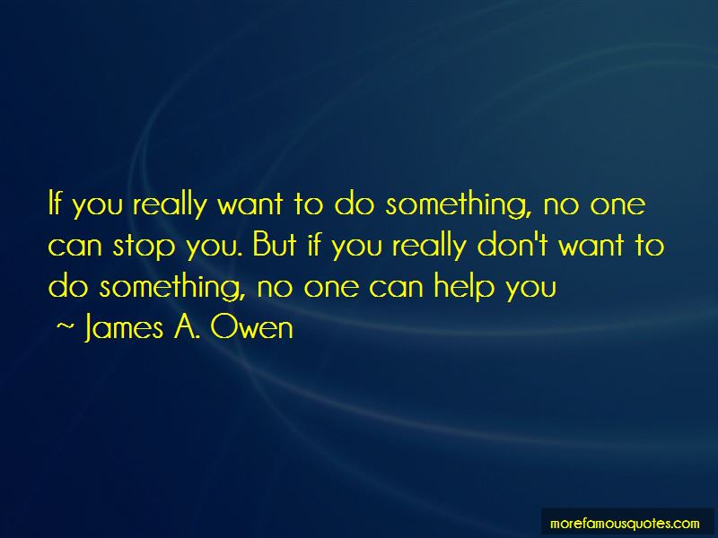 No One Can Stop You Quotes