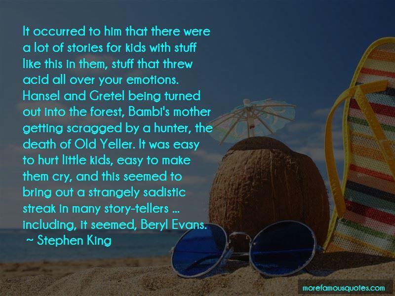 Ol Yeller Quotes