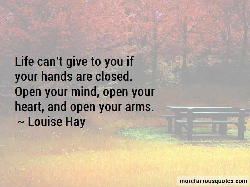 Open Your Arms Quotes Pictures 3