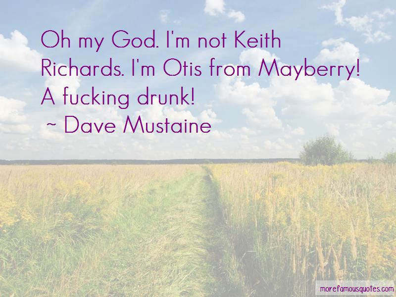 Otis Mayberry Quotes