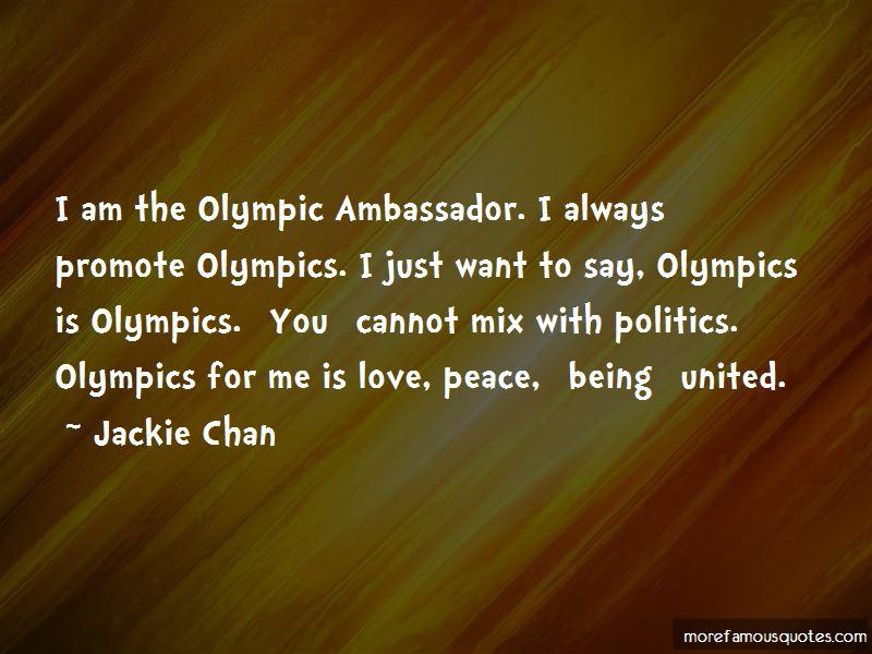 Peace Ambassador Quotes Pictures 2