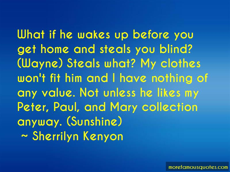 Peter Paul And Mary Quotes
