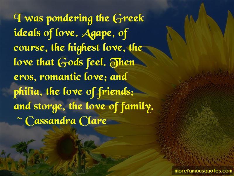 Philia Quotes