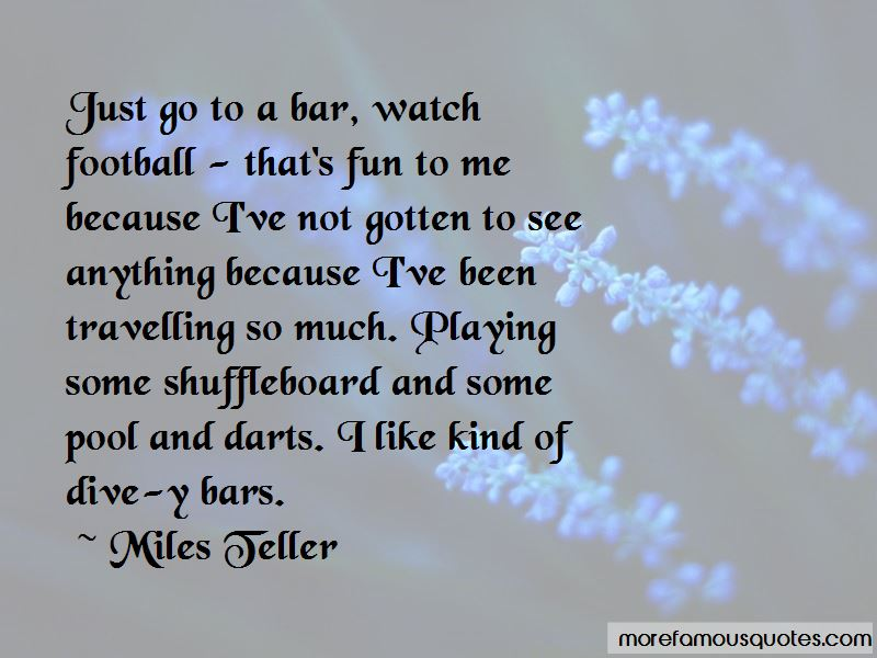Playing Darts Quotes Pictures 4
