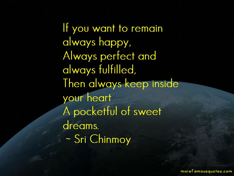Pocketful Of Dreams Quotes
