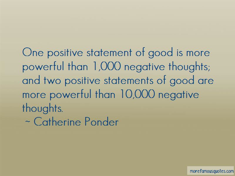 Positive Statement Quotes Pictures 2