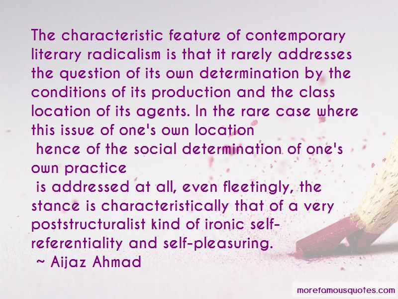 Poststructuralist Quotes