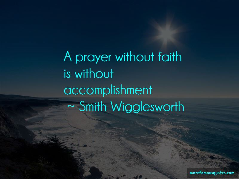 Prayer Without Faith Quotes Pictures 3