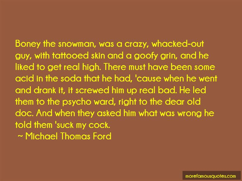 Psycho Crazy Quotes Pictures 3