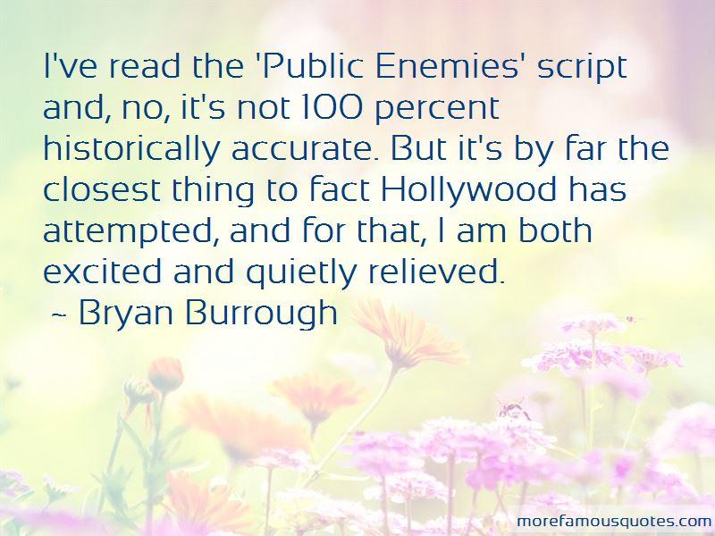 Public Enemies Quotes Pictures 3