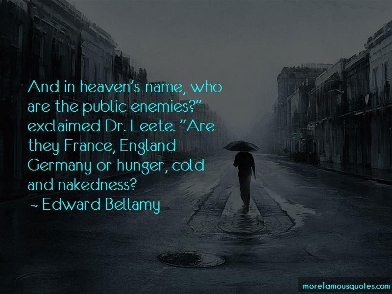 Public Enemies Quotes