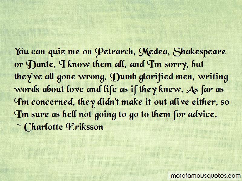 Quiz On Shakespeare Quotes