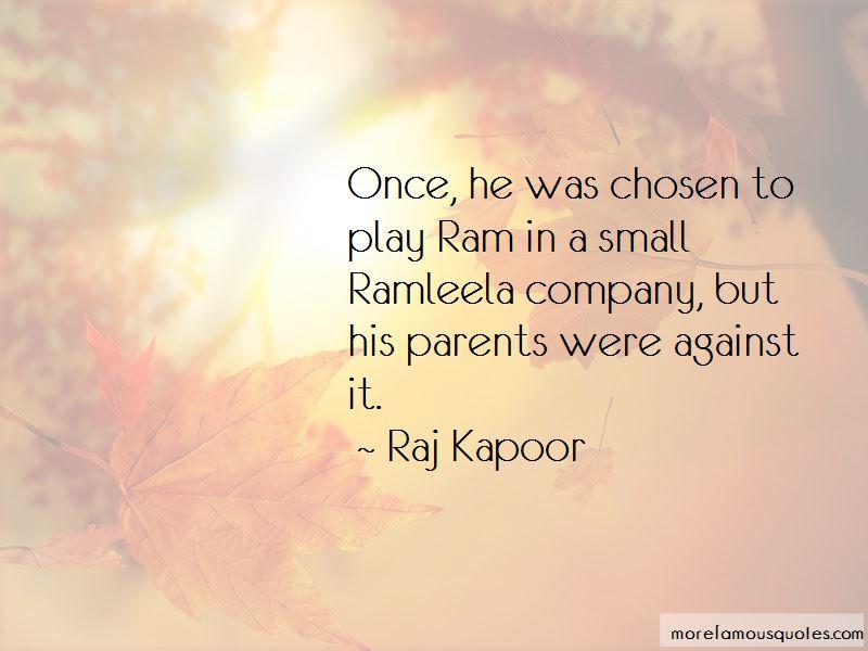 Ramleela Quotes