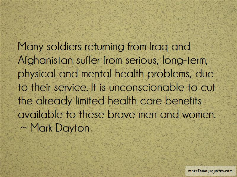 Returning Soldiers Quotes Pictures 3