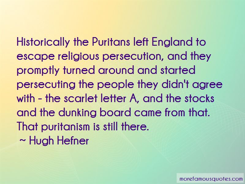 essay about the puritans Free essays from bartleby | nathaniel hawthorne was not a puritan, but he had deep bonds back to this religion, and had ancestors that were in charge of the.