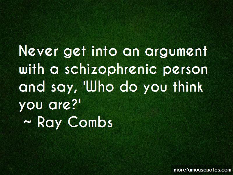 Schizophrenic Person Quotes Pictures 2