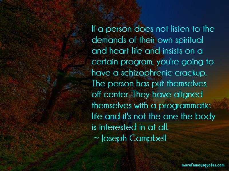 Schizophrenic Person Quotes Pictures 3